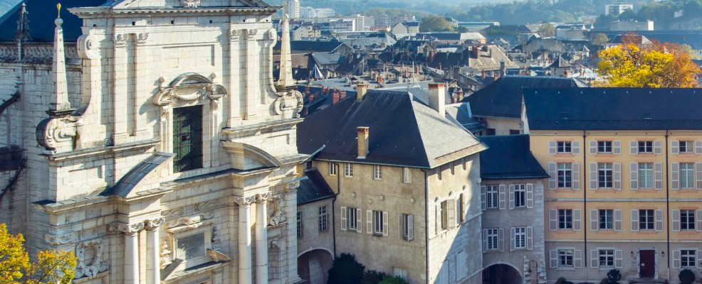 Hotel Le France Chambery