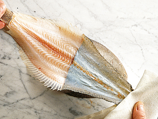 Sfilettare il pesce Sale&Pepe