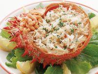 Ricetta Granseola in insalata Sale&Pepe