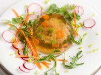 Piccoli aspic con verdure Sale&Pepe
