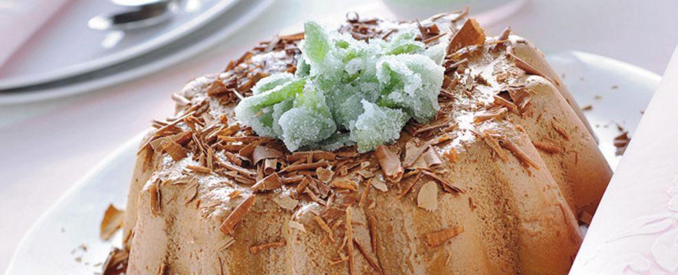 Bavarese cioccolato menta Sale&Pepe ricetta