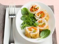 Bocconcini pollo verdure Sale&Pepe ricetta