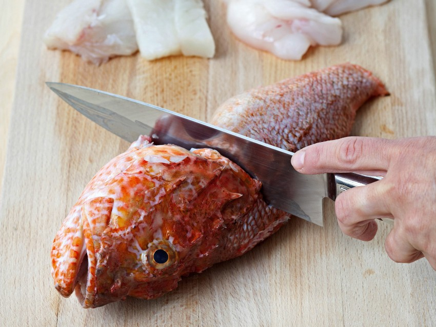 Brodetto di pesce Sale&Pepe