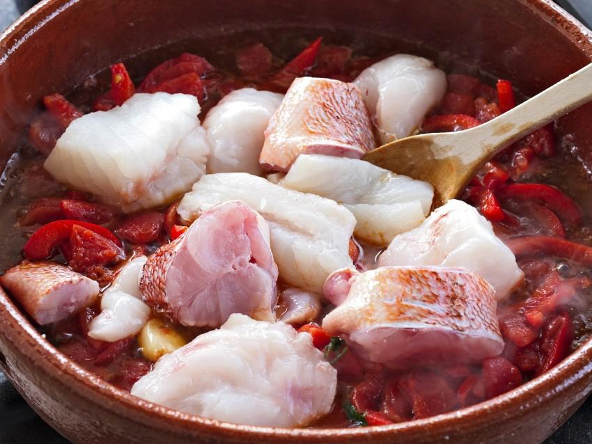 Brodetto di pesce Sale&Pepe immagine
