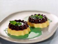 Budino bicolore Sale&Pepe ricetta