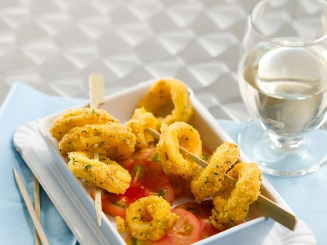 Calamari fritti Sale&Pepe