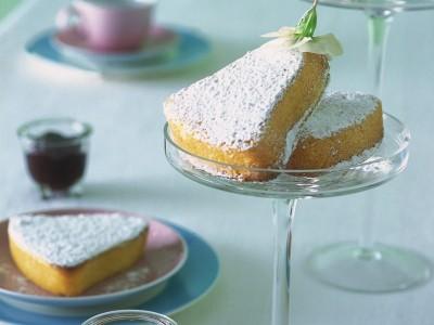Campane di torta paradiso