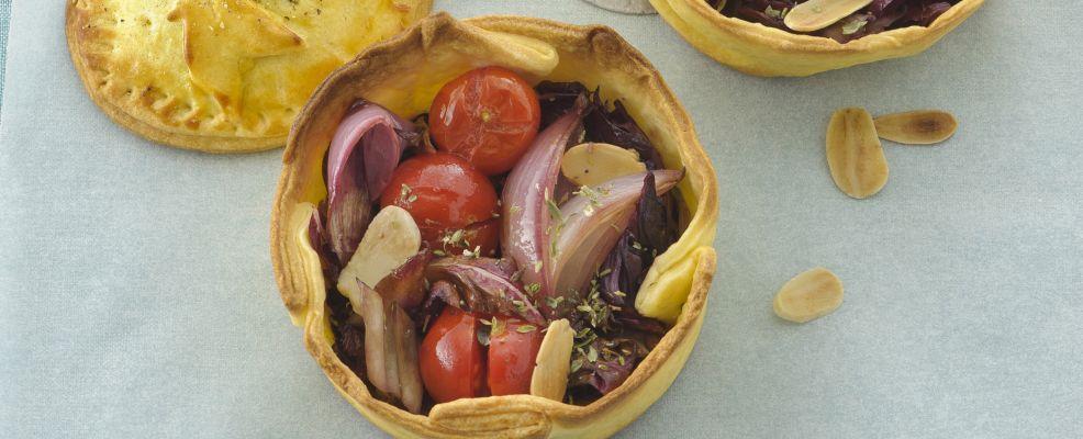 Canestrini alle verdure Sale&Pepe preparazione