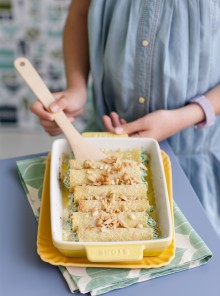Cannelloni in verde