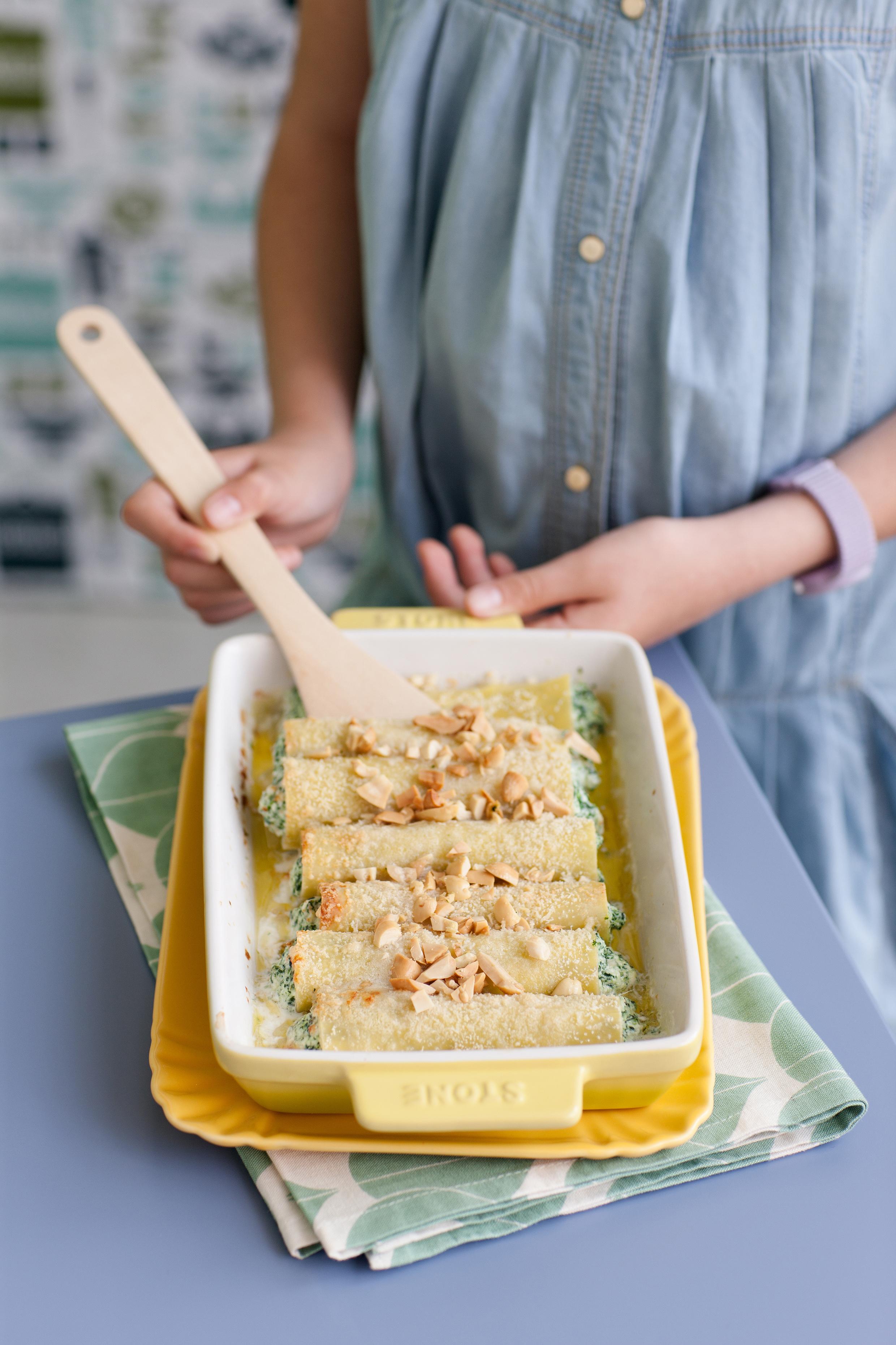 Cannelloni in verde |Sale&Pepe