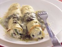 Cannelloni ricotta e zucchine Sale&Pepe ricetta