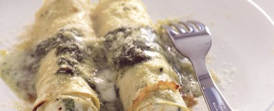 Cannelloni alle zucchine ricetta