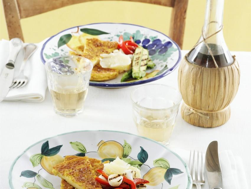Cecina con verdure Sale&Pepe immagine