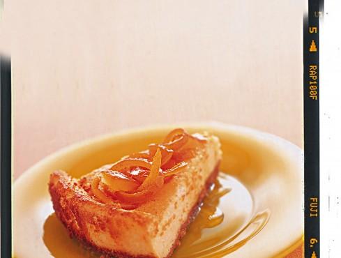 Cheesecake al profumo d'arancia Sale&Pepe