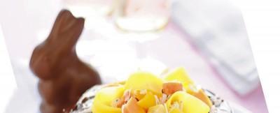 Ciambella frutta esotica ricetta