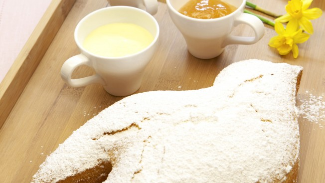 Colomba torta Paradiso Sale&Pepe ricetta