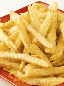 Patate fritte in casa