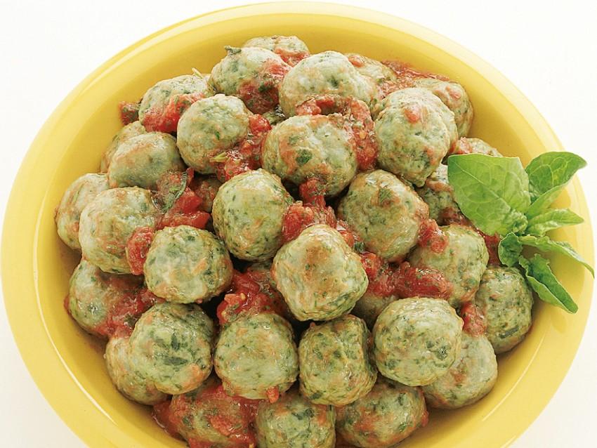Ricetta gnocchi di spinaci Sale&Pepe
