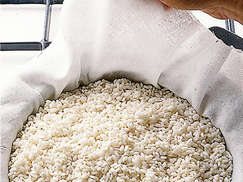 Come si fa il riso lessato vapore
