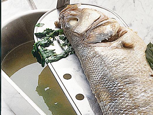 Lessare il pesce Sale&Pepe
