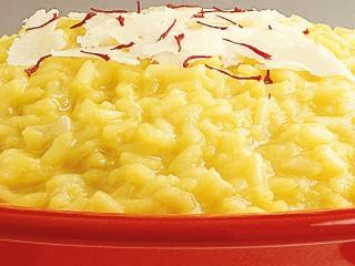Ricetta risotto allo zafferano Sale&Pepe