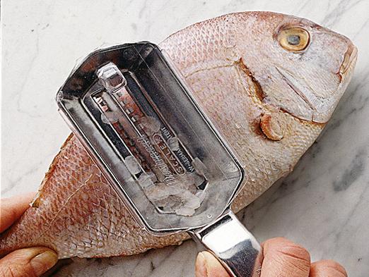 Pulire il pesce Sale&Pepe
