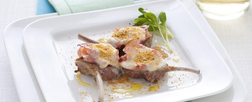 Ricetta costolette gratinate Sale&Pepe