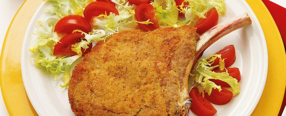 Ricetta costolette milanese Sale&Pepe