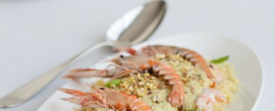 couscous agrumi