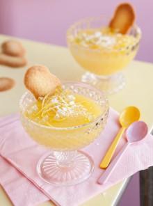 Crema fredda di limoni