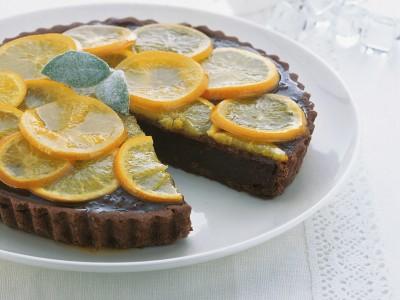 Frolla cacao e arance amare