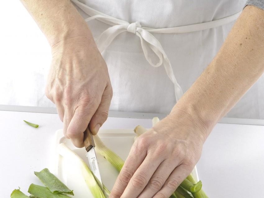 crostata salata con zucchine e cipollotti Sale&Pepe