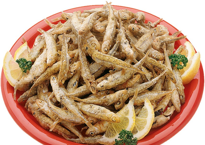 Friggere bene il pesce sale pepe for Immagini pesciolini
