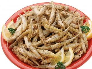 Ricetta frittura pesce