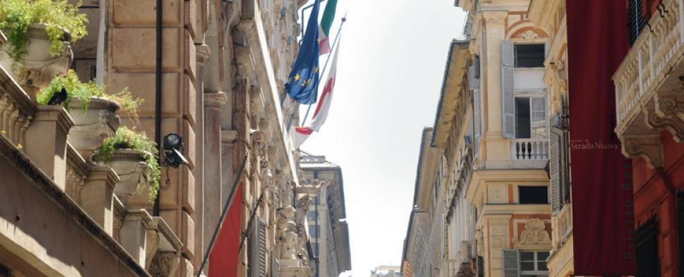 carruggio di Genova