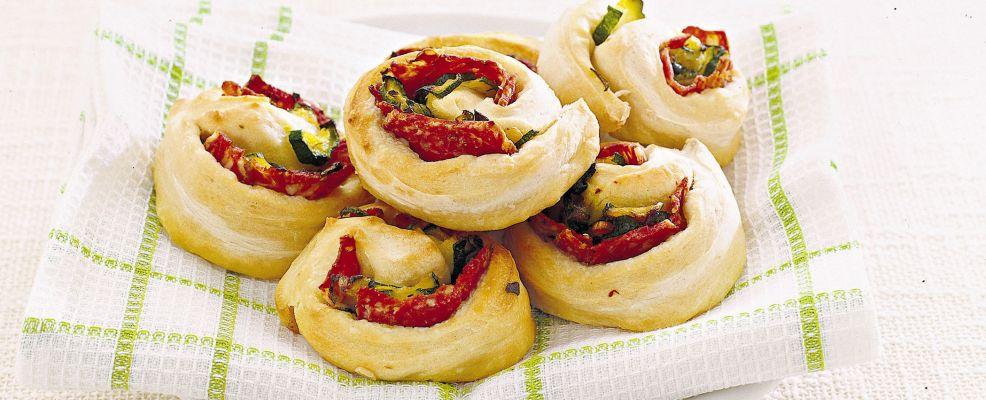 girelle aromatiche alle zucchine Sale&Pepe