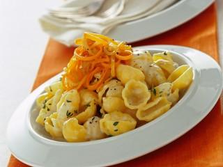 gnocchi con crema di gorgonzola Sale&Pepe