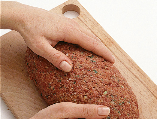 Ricetta polpettone di carne Sale&Pepe