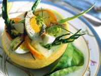 insalata di cedro e uova sode Sale&Pepe