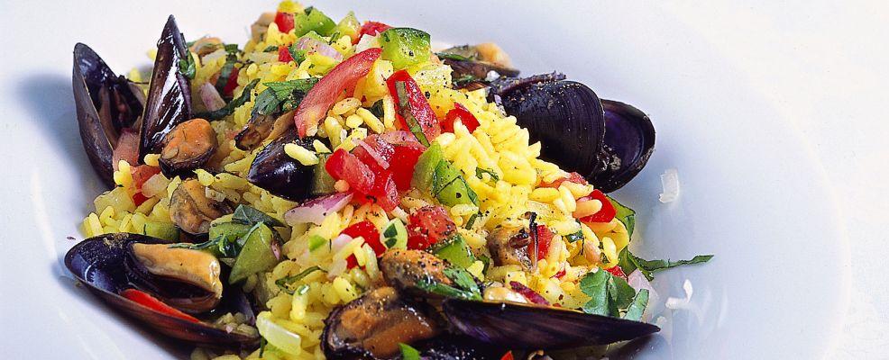 insalata di riso giallo Sale&Pepe