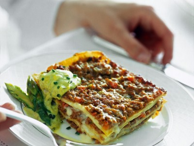 Lasagne ragu bianco