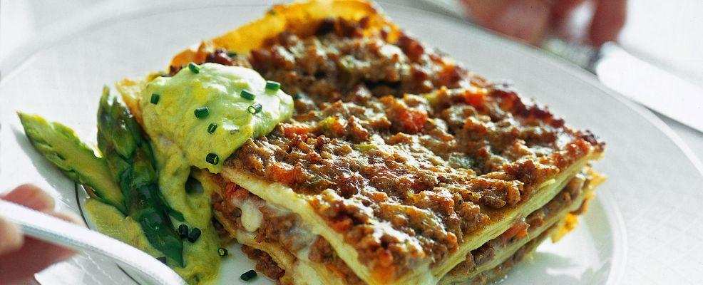 Ricetta Lasagne ragu bianco Sale&Pepe