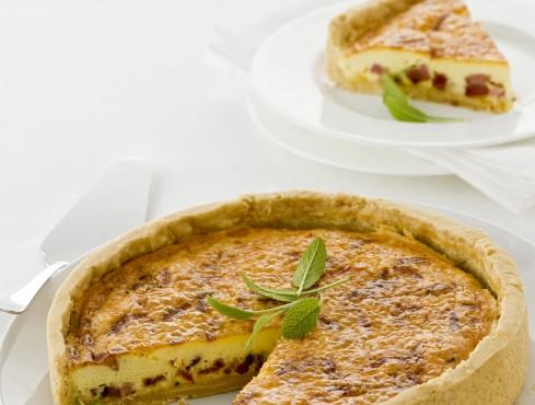 lorraine classica ricetta Sale&Pepe