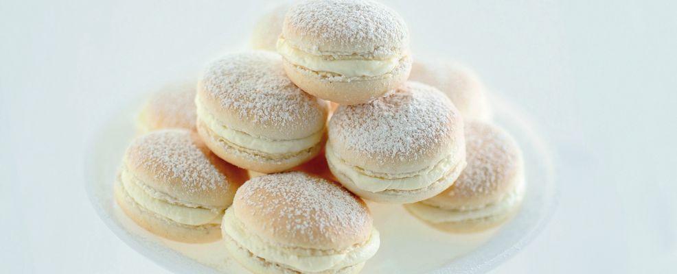 Macaron Mont Blanc Sale&Pepe ricetta