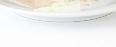 Ricetta della mousse al limone con salsa di noci immagine