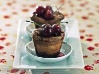 Piccoli muffin al cioccolato fondente Sale&Pepe
