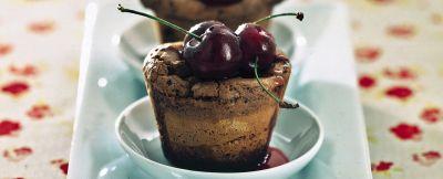 Ricetta piccoli muffin al cioccolato fondente