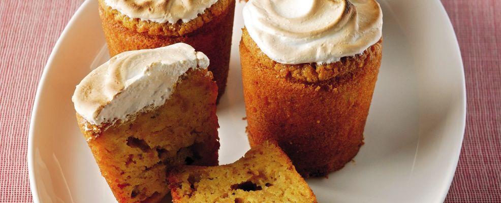 Muffin di colomba meringati Sale&Pepe