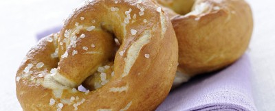 Ricetta dei nodi di pane al sale grosso ricetta