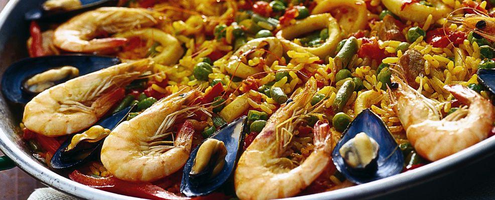 Paella mista Sale&Pepe